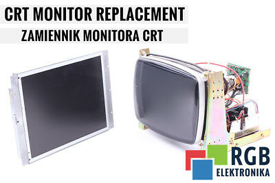 Replacement Monitor For Heidenhain Be412 Tnc 355 Lcd Monitor Id6545