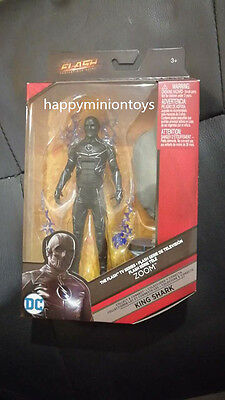 MULTIVERSE ZOOM 6 Inch DC Comics The Flash TV Series Action Figure