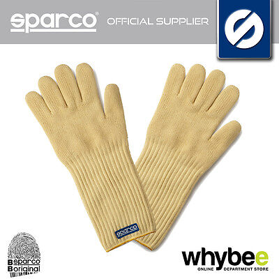 00205 Sparco Mechanic Pit Crew Kevlar Heat-Resistant Protective Work Gloves