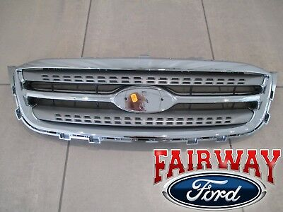 Fairway Ford Parts >> 10 Thru 12 Fusion Oem Genuine Ford Parts Black Lower Grille