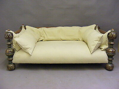 Antique Recliner / Sofa / Settee / Couch / Day bed / Chaise Longue circa 1850