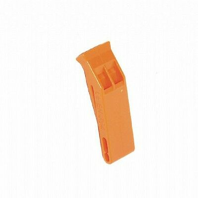 Highlander Emergency Marine Whistle - Orange - Safety - Hiking
