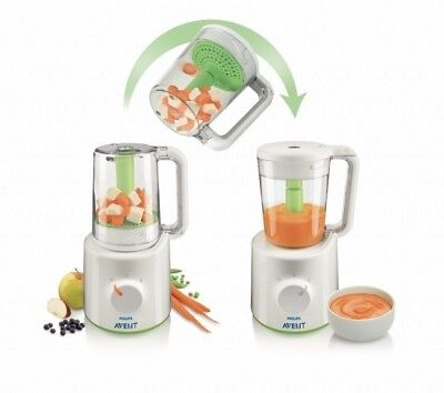 Philips Avent Combined Steamer Blender. Shipping Included