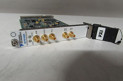 National Instruments NI PXI-5404 Frequency Source / Clock Generator, zs-20