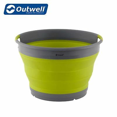 Outwell Collaps Washing-Up Bowl - Lime Green - New For 2017 650636