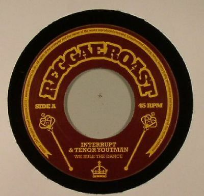 "INTERRUPT/TENOR YOUTHMAN - We Rule The Dance - Vinyl (7"")"