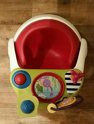 Mamas and papas red snug and play tray excellent condition