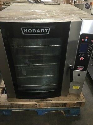 Hobart Electric Combi Oven Ce10Fd