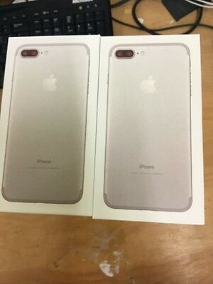 iPhone 7 Plus - Replacement Box - Silver - Lot Of 10