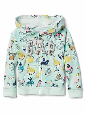 NWT Gap Logo terry zip hoodie Best Friend