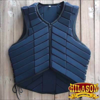 Cpv123 Hilason Adult Safety Equestrian Eventing Protective Protection Vest Xxxl