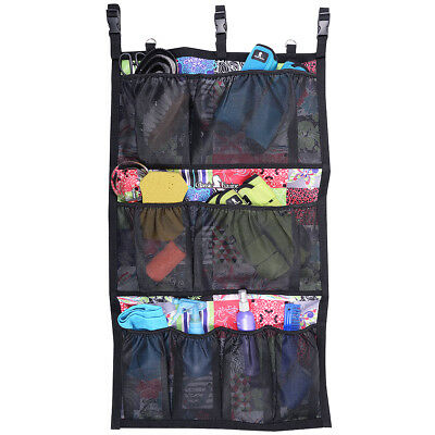 "42""x24"" CLASSIC EQUINE HORSE BOOTS MESH POCKET HANGING GROOM CASE BAG PATCHWORK"
