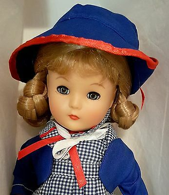 """Effanbee Anne Shirley Reproduction 11.5"""" Patricia Kins Doll V754 1999 VHTF NEW"""