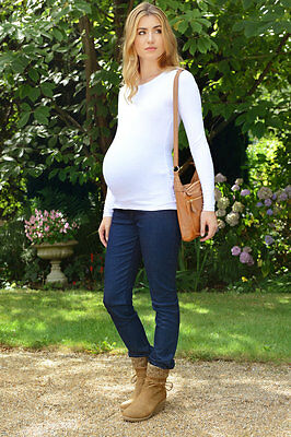 Stretch Maternity Jeans REGULAR - Sizes 18-20 22-24 26-28 PLUS SIZE