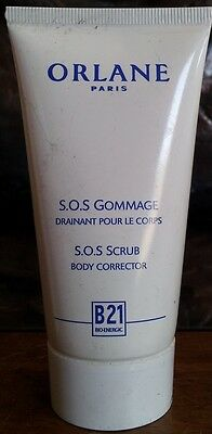 S.O.S GOMMAGE DRAINANT POUR LE CORPS B21   75 ml