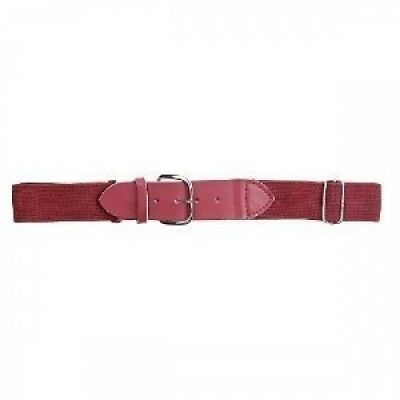 Cardinal, 3.8cm Thick Baseball/Softball All-Star Pro Adjustable Belt. Huge Savin