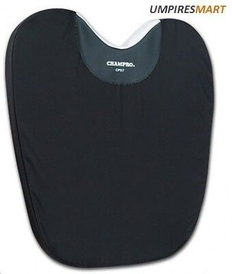 Champro Umpire's Outside Protector (Black, 60cm ). Free Delivery