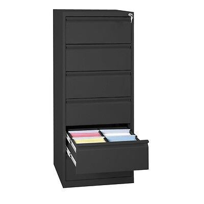 Filing Cabinet Index Card Cabinet DIN A5 Two Rows 6 Drawers 565629
