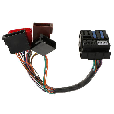 Audi A2 A3 A4 A6 A8 TT Amplified Wiring Harness ISO Lead PC9-401 Bose//Symphony