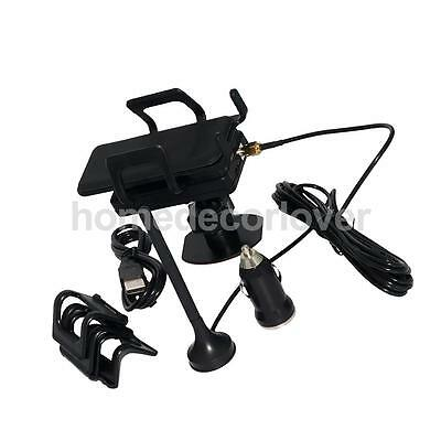 3G WCDMA 2100MHz Cell Phone Signal Strength Booster Repeater Black
