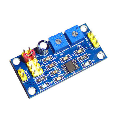 NE555 Duty Cycle Frequency Adjustable Square Wave Signal Generator Module
