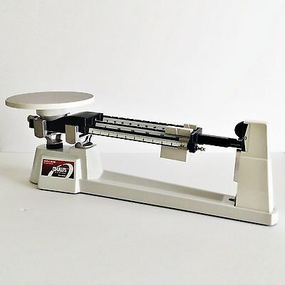 Ohaus Triple Beam Balance Scale - 700/800 Series - 750-S0 - NEW in Box - 610g