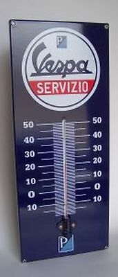 VPPS70 Emaille-Thermometer Vespa