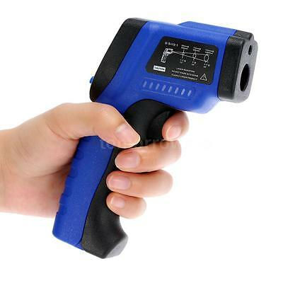 WT550 Non-Contact Laser Infrared Thermometer Temperature Gun Pyrometer TT I8T0