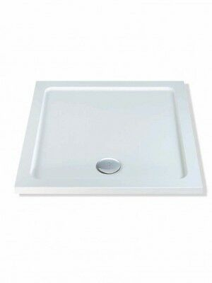 MX DucoStone Square Low Profile Shower Tray 800mm x 800mm