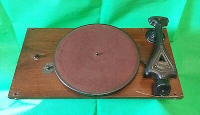 Antique PHILCO Record Player * AS IS - UNTESTED *