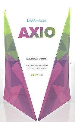 LifeVantage Axio Dietary Supplements Dragon Fruit Exp 2018