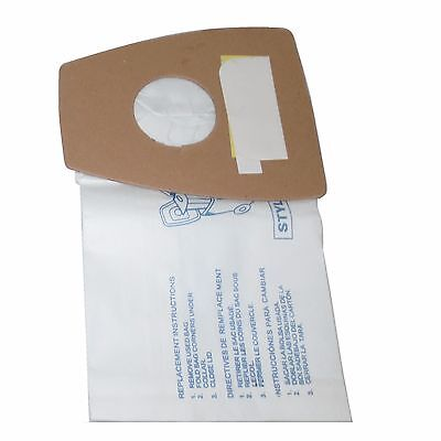 Eureka Style C Vacuum Bags Type Vac Mighty Mite Micro Lined Allergen Filtration