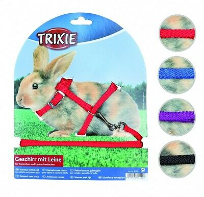 Harness With Lead For Rabbits Trixie