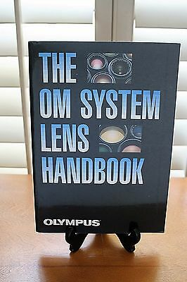The Olympus OM System Lens Handbook. Printed in Japan 1984.