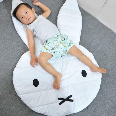 1 Piece Rabbit Play Mat Floor Pad Cushion Blanket for Kid Infant Tammy Toddler