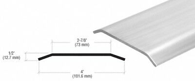 """36"""" Stainless Steel Saddle Threshold 4"""" Wide"""