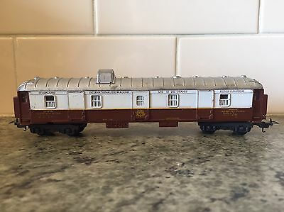 Lima Internationale Des Wagons Carriage Locomotive Model Train