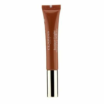 CLARINS Instant Light Lip Perfector #6 Rosewood Shimmer 12ml New in box natural