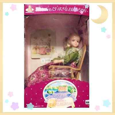 Takara Tomy Licca-chan Grandmother of Licca-chan 1992 Products rare from japan