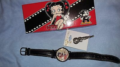Betty Boop collectible ORIGINAL + Box by: FANTASMA water resistant