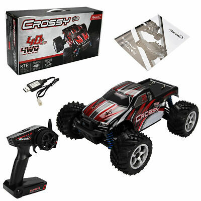 1:18 2.4G High Speed RC Car Radio Remote Control Off Road Vehicle Racing RTR New