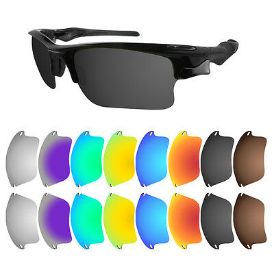 1cbbac580c Polarized Replacement Lenses for Oakley Fast Jacket XL - Multiple Options