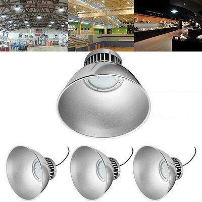 4X 70W LED High Bay Light Lighting Factory Warehouse Industry Office Workshop