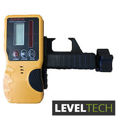 Laser Receiver / Detector & Clamp - Suits most Red Beam rotary laser levels