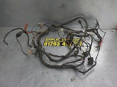 piaggio zip 100 4t wiring loom harness 19 95 picclick uk rh picclick co uk Ford Wiring Harness Kits Wiring Harness Connectors