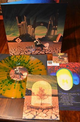 """ETHIVA """"sublime island""""LP DIE HARD edition- limited to 100 copies numbered 180gr"""