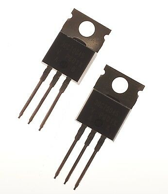 2 x 30CTQ045 Diode 45V 30A Schottky Diodes Rectifiers TO-220AB Common Cathode