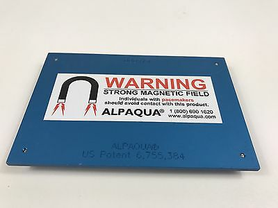 Alpaqua Ring Magnet Plate 96 well magnet separation PCR plates cover only