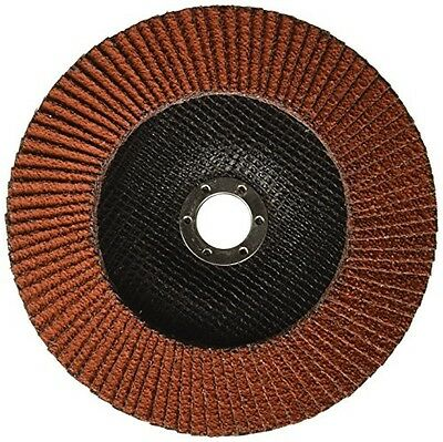 3M(TM) Abrasive Flap Disc 747D, 7 in x 7/8 in 36 X weight [PRICE is per DISC]
