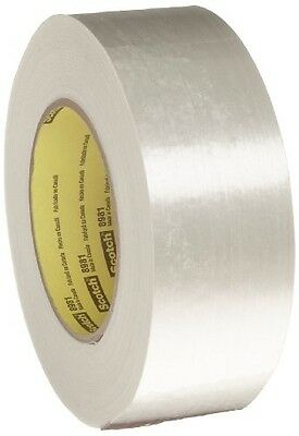 3M Commercial Office Supply Div. MMM89812 Filament Tape- 3in. Core- 2in.x60Yards